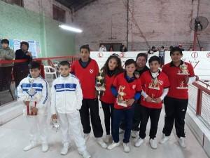 Moreno de Lehmann organizó un muy lindo torneo.