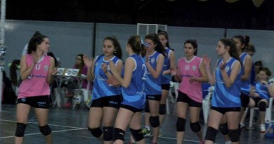 Voley Atletico 19