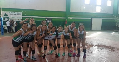 Voley sub 19 union