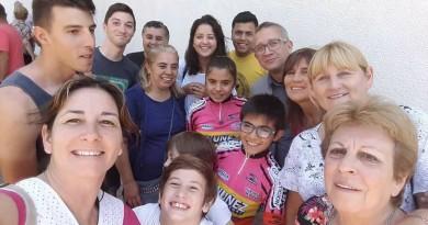 Felicidad club ciclista
