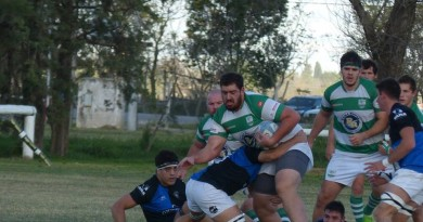 Matias Zbrun rugby
