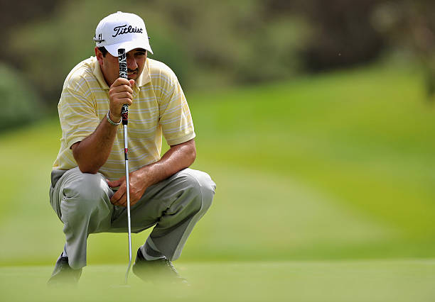 AGADIR, MOROCCO - APRIL 02:  Julio Zapata of Argentina during the third round of the Trophee du Hassan II Golf at the Golf du Palais Royal on April 2, 2011 in Agadir, Morocco.  (Photo by Stuart Franklin/Getty Images)