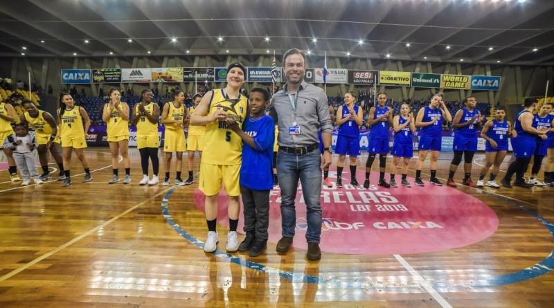 Jogo das Estrelas - LBF 2019. Araraquarua, 08 de junho de 2019. Fotos: Alexandre Carvalho