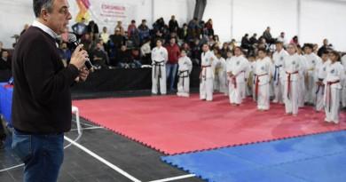 Taekwondo-intendente