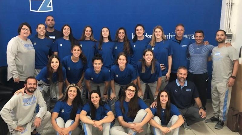 U19 femenino