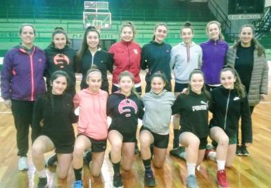 Se viene el Provincial U17 femenino