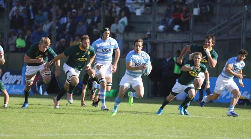 Los Pumas vs. sudafrica