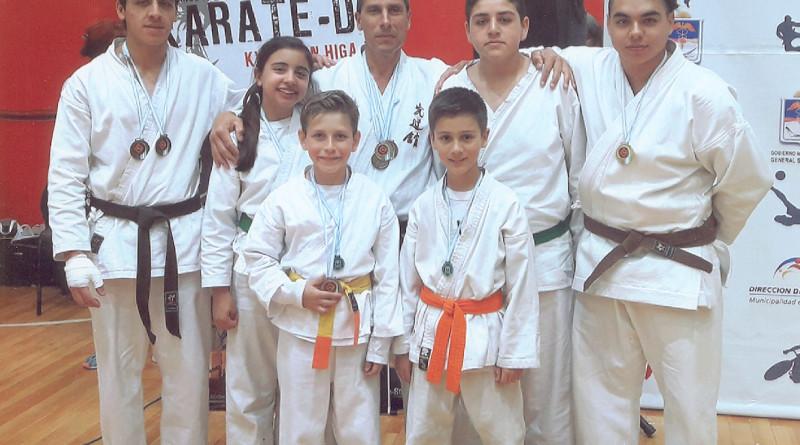 karatecas almagro