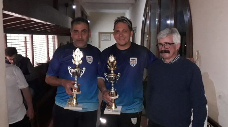 Pelotaris campeones