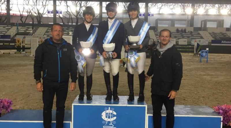 Campeonatos de Emilia Gagliano y Dolce Cavalli en el Hípico Argentino