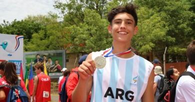 Mondino campeon sudamericano