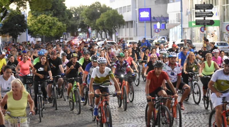Bicicleteada 2020