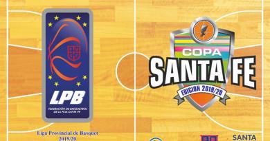Logo Copa Santa Fe