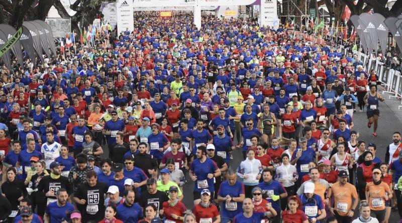 zzzznacd2NOTICIAS ARGENTINAS BAIRES, AGOSTO 25: Se corrio la media maraton de Buenos Aires con mas de 20 mil corredores inscriptos. Foto NA: PRENSA ÑANDUzzzz