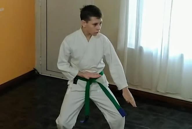 karate virtual