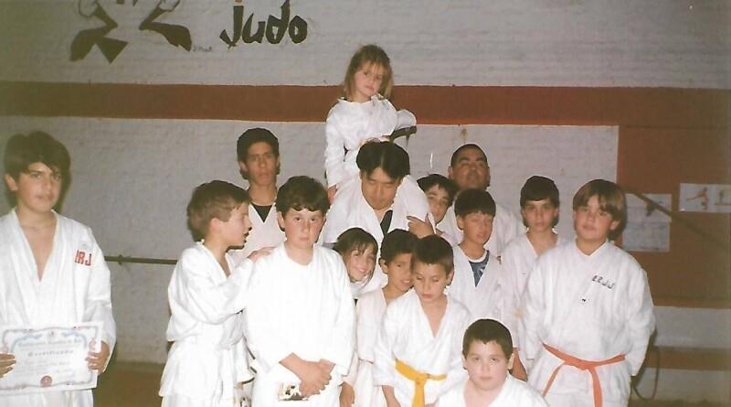 Judo Gustavo Nieto