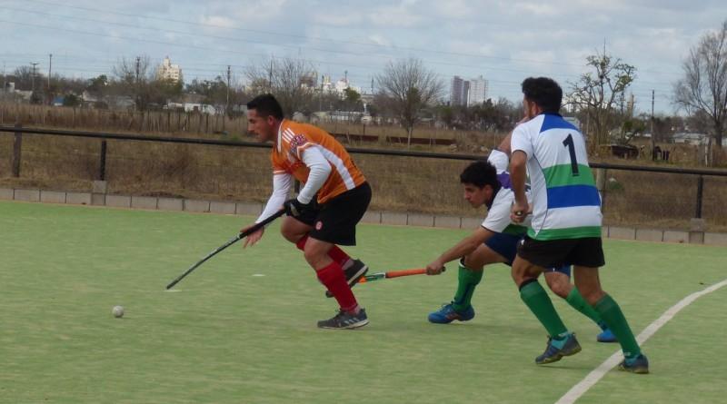 Zanabria hockey