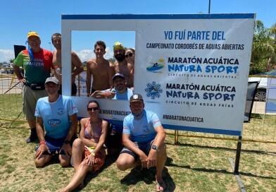 Nadadores de Amancay con excelente participación en Miramar