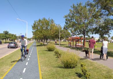 Se construirán más ciclovías y ciclocarriles
