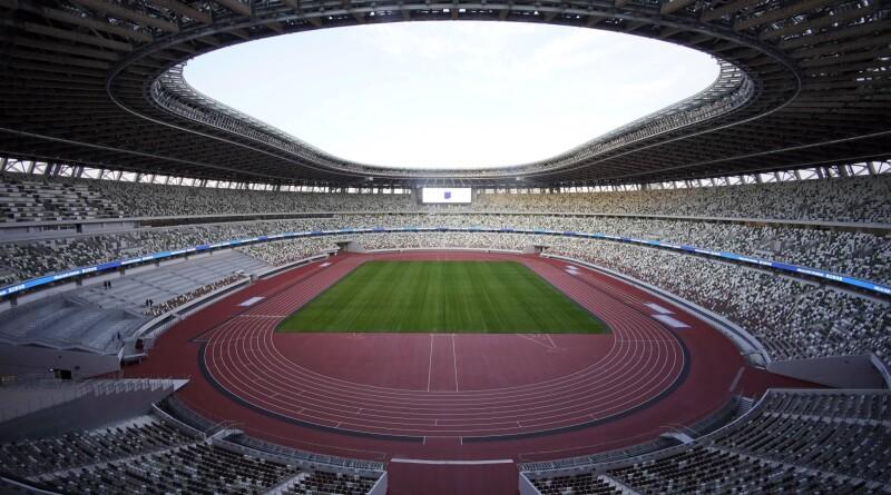 Nuevo estadio Tokio