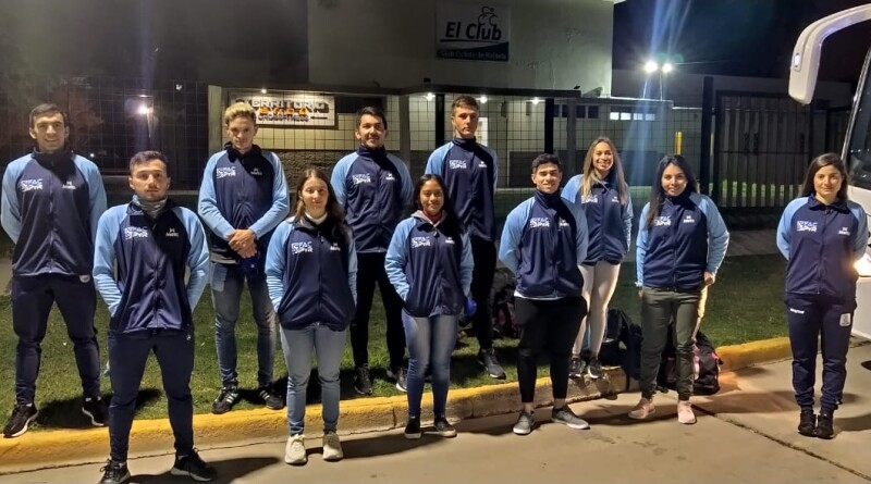 Argentina puso rumbo a Lima