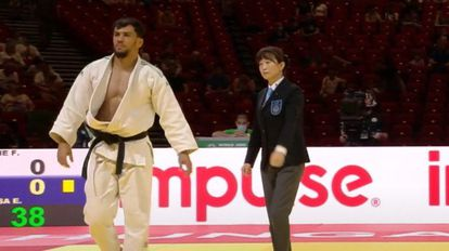 Judoca argelia