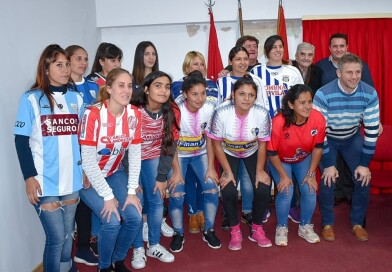 El fútbol femenino arranca antes en Rafaela