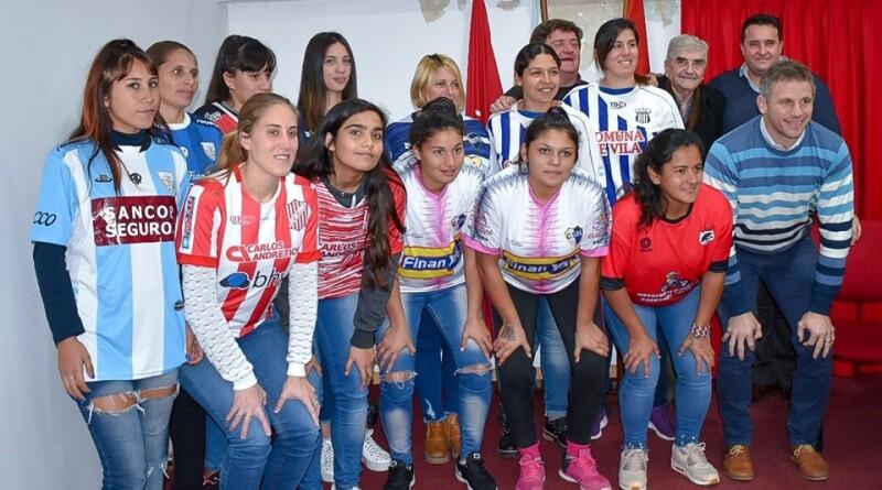 Liga Rafaelina Futbol Femenino