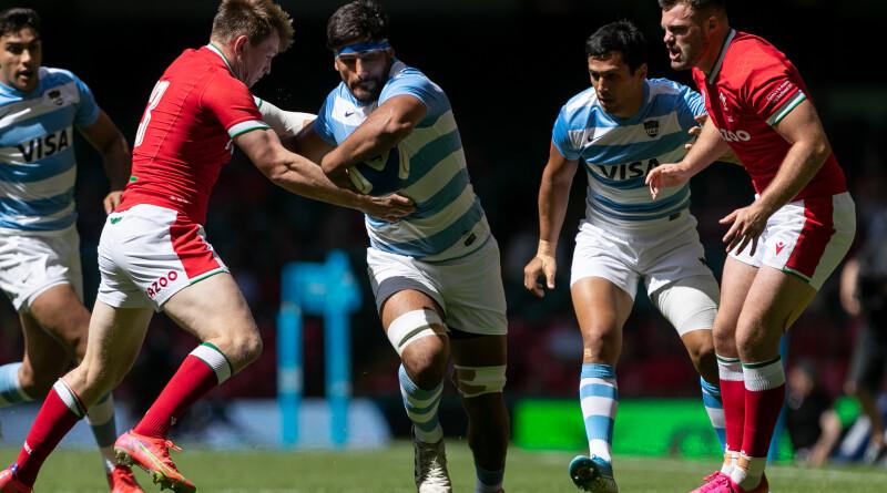 Los Pumas vs. Gales